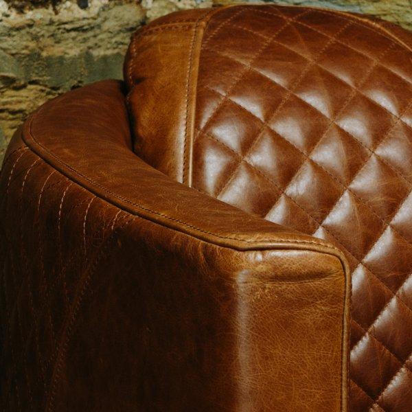 Austin Leather Sofa Range