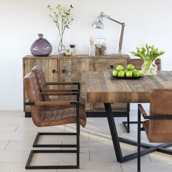 Benson Square Dining Table