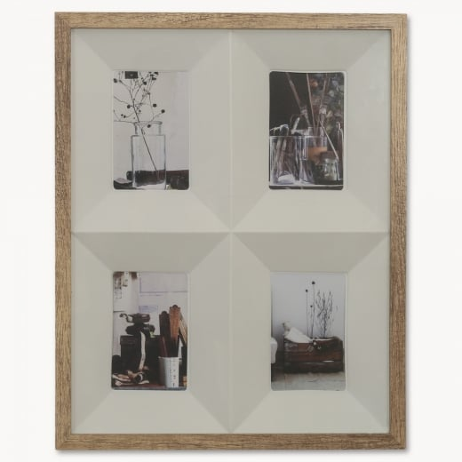 Brampton Geometric Photo Frames