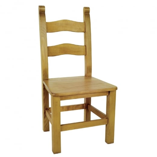 Breton Solid Seat Dining Chair