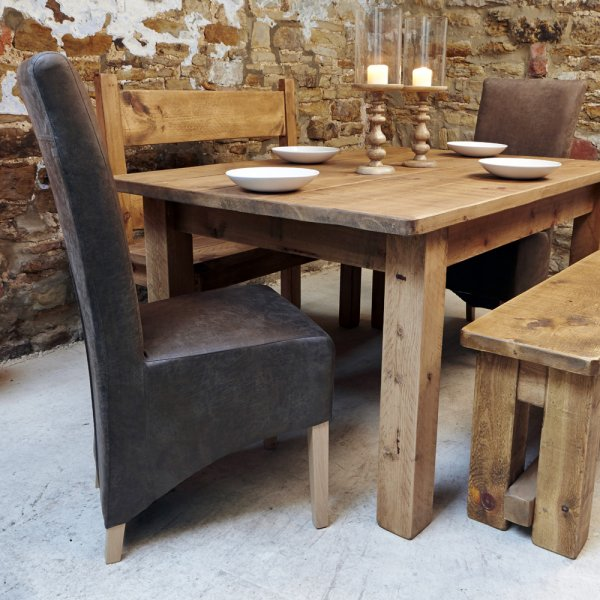 Brompton Faux Suede Dining Chair & Brompton Faux Suede Dining Chair from Curiosity Interiors