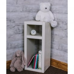Cube Plank Children's Bookcase