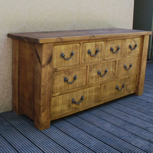 Curiosity Interiors Haddon Plank Grand Multi Chest