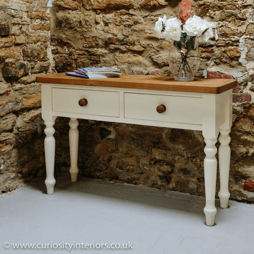 Curiosity Interiors Hardwick Console Table