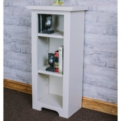 Mini Wingfield Plank Bookcase