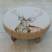 Footstools & Floor Cushions