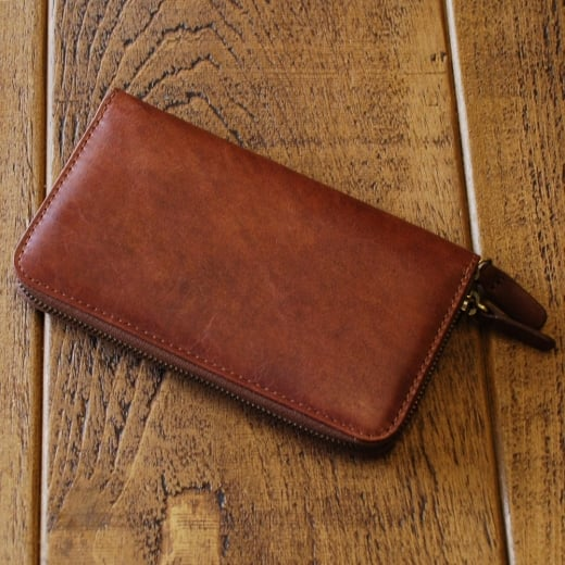 Christine Purse in Old Saddle Mocca