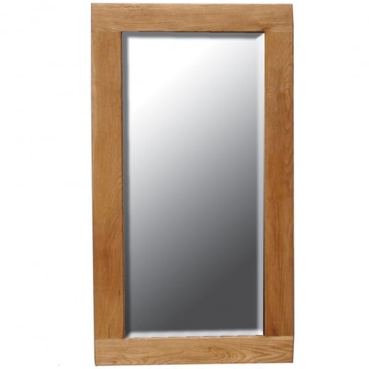 Druid Oak Large Mirror