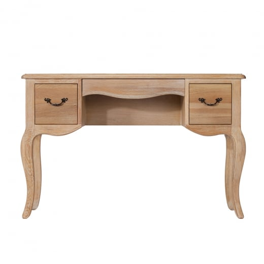 Elegance Oak Dressing Table
