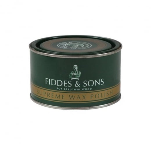 Fiddes & Sons Supreme Wax Polish 400ml