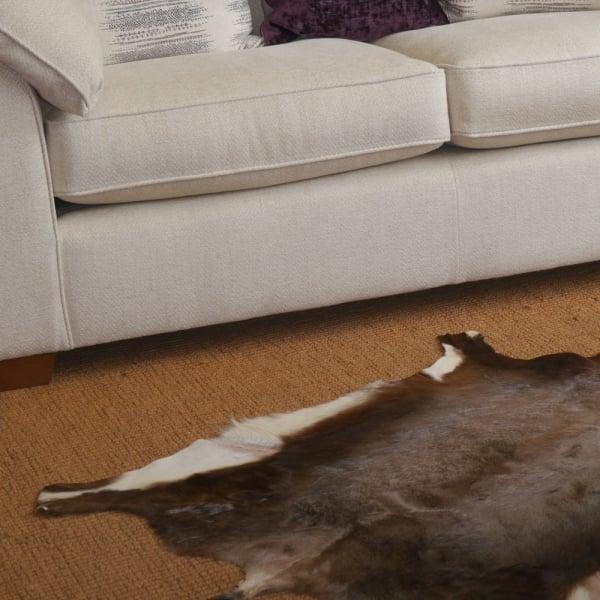 Hanlin Springbok Deer Hide Rug