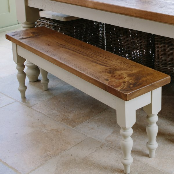 Hardwick Farmhouse Bench