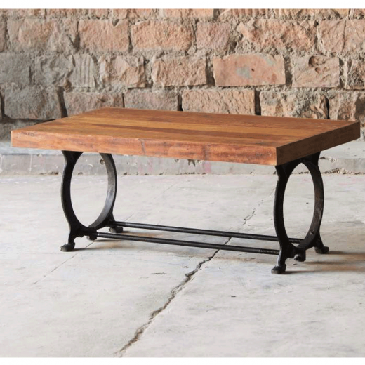 Hyatt Canning Industrial Coffee Table