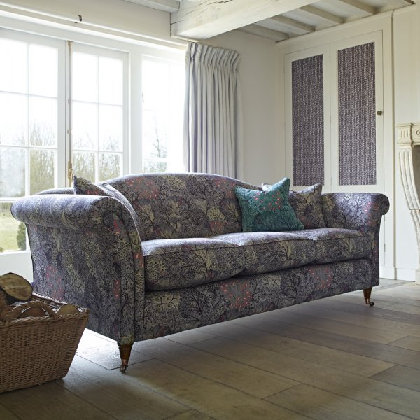 Liberty Marlborough Love Seat Sofa Range From Curiosity Interiors Uk