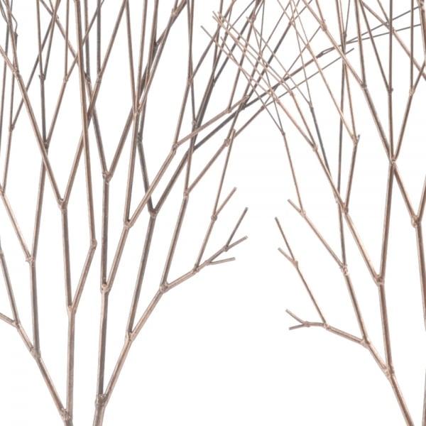 Libra Copper Tree Wall Art & Artwork from Curiosity Interiors