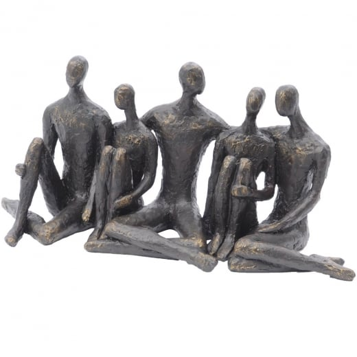 Libra Sitting Companions Sculpture