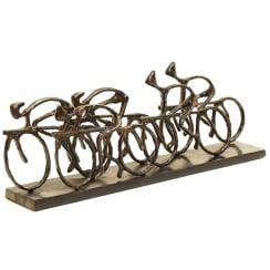 The Cyclists Sculpture
