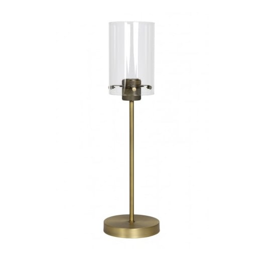 Light & Living Bronze Vancouver Table Lamp