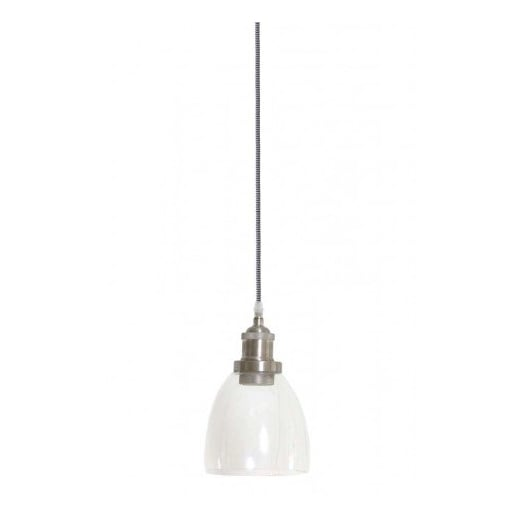 Light & Living Ivette Chrome Hanging Lamp