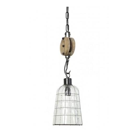 Light & Living Jente Pulley Hanging Lamp