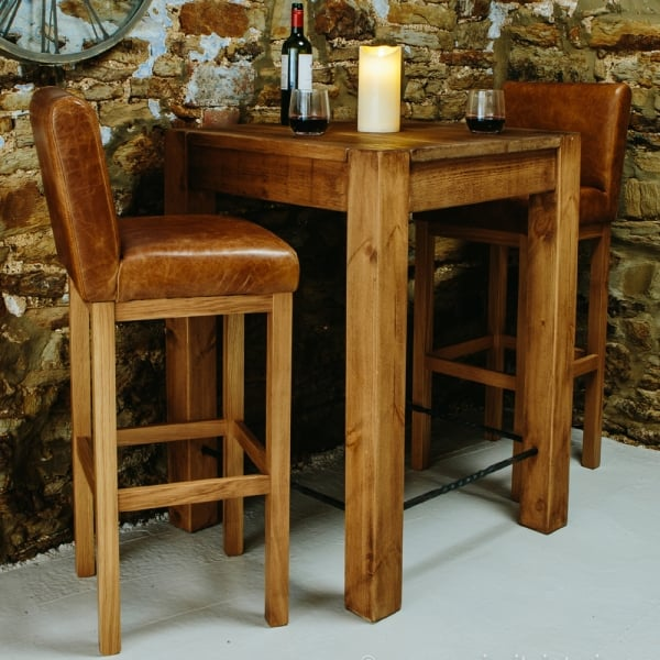 2f6f11632b45 Plank Bar Table | Bar Furniture & Tables | Curiosity Interiors