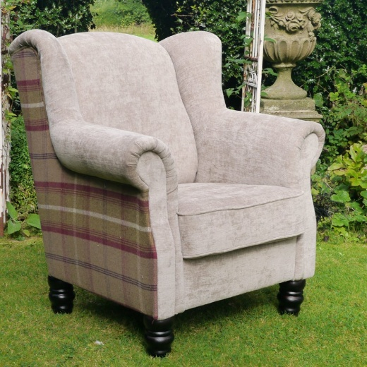 Nathan Wing Armchair