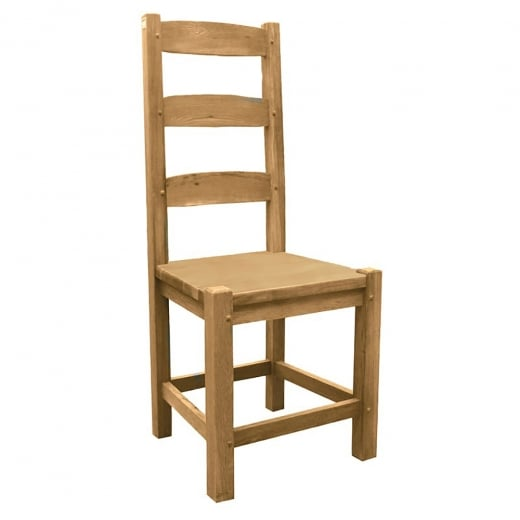 Oak Amish Dining Chair