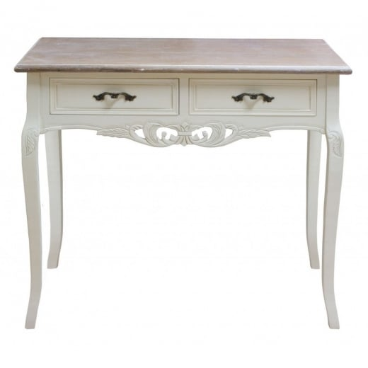 Paris 2 Drawer Console Table