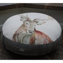 Medium Stag Floor Cushion