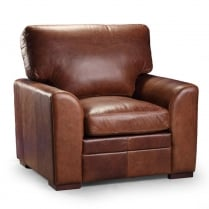 Washington Leather Armchair