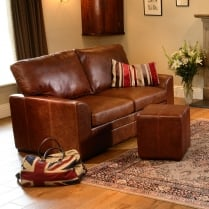 Washington Leather Sofa Range