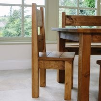 Haddon Plank Dining Chair