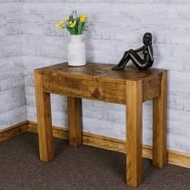 Lumber Plank Dressing Table
