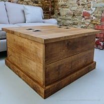Devonshire Plank Coffee Chest