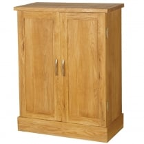 Druid Oak 2 Door Cupboard