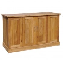Druid Oak Widescreen TV Cabinet