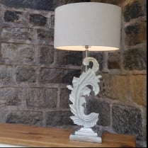 Damask Table Lamp