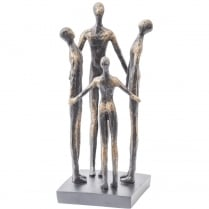 Family Circle Sculpture
