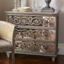 Warwick Three Drawer Chest