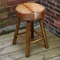 Mini Hide Stool