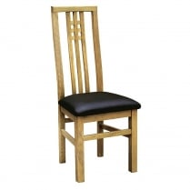 Oak Ohio Dining Chair