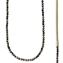 Gold Plated & Bead Necklace
