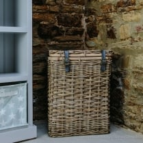 Rattan Storage & Laundry Basket