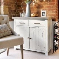Ruan Chalk Small Sideboard