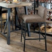 Ruan Industrial Bar Stool