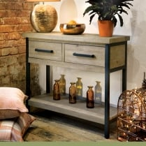 Ruan Industrial Console Table