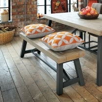Ruan Industrial Dining Bench