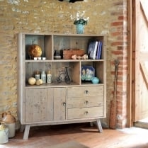 Rustica Short Display Unit