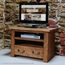 Sherwood Plank TV Unit