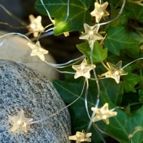 Sirius Trille Silver Star Lights